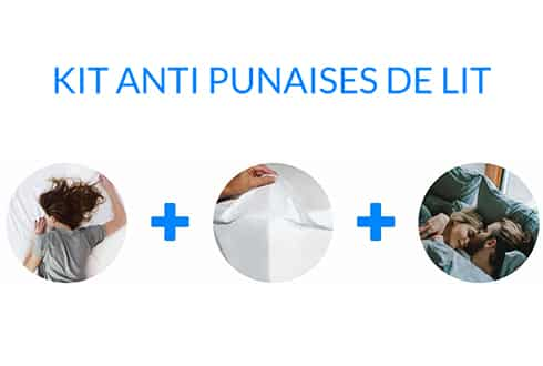 housse anti punaise de lit mattress safe housse lit kit complet