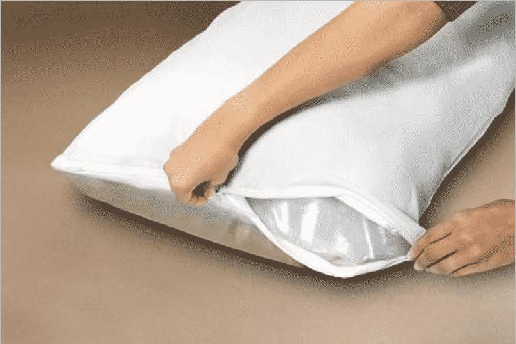 housse oreiller anti punaise lit mattress safe